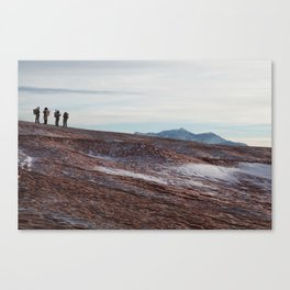 Mars Mission Canvas Print