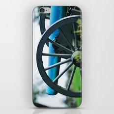 Always ready iPhone & iPod Skin