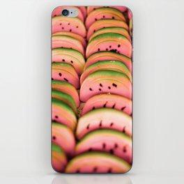 Melon slices  iPhone Skin