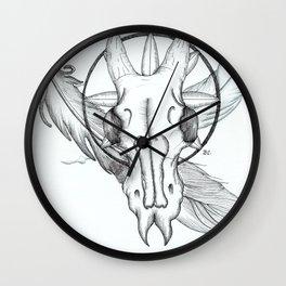 Entre sueños Wall Clock