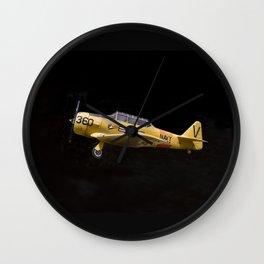 AT-6 Taxan Wall Clock
