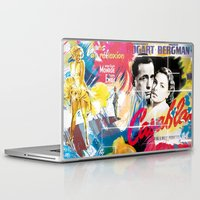 casablanca Laptop & iPad Skins featuring Casablanca by Paky Gagliano