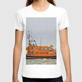 Hoylake Lifeboat (Digital Art) T-shirt