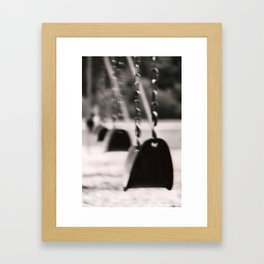 centripetal Framed Art Print