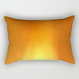 Crzy Big Lava Lamp Rectangular Pillow