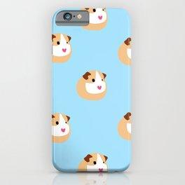 Guinea Pig Repeated iPhone Case