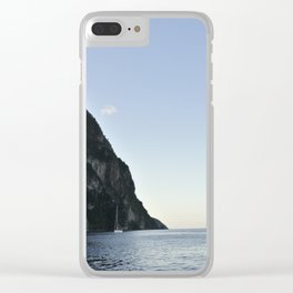 A pirate's life for me Clear iPhone Case
