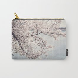Cherry Blossoms of DC Edition 1 Photography Print Carry-All Pouch