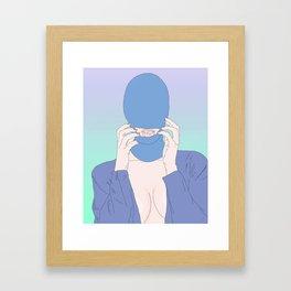 Captive Framed Art Print