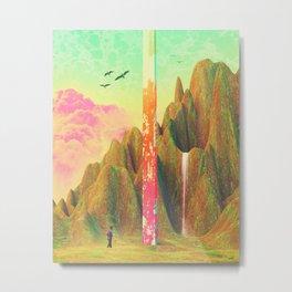 Simile Paradise Metal Print