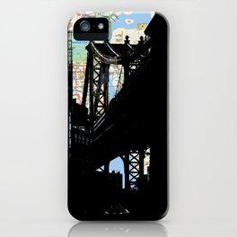 Manhattan Bridge NYC iPhone Case