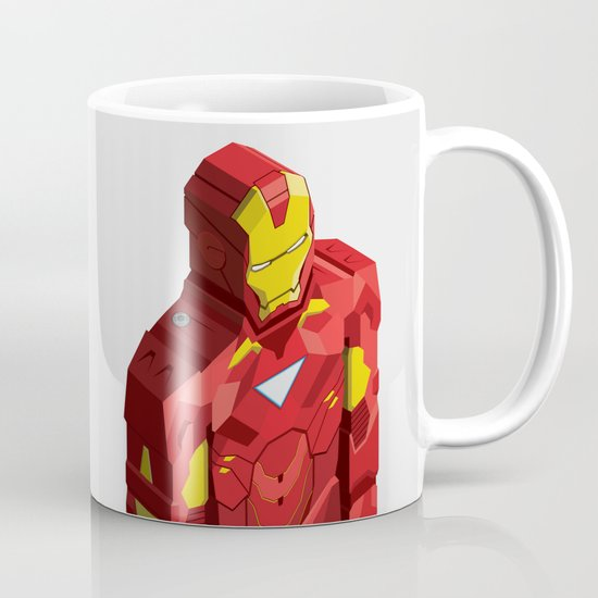 Ironman - Isometric Heroes Mug