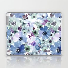 FLOWERS WATERCOLOR 20 Laptop & iPad Skin