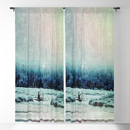 The Last Winter Blackout Curtain