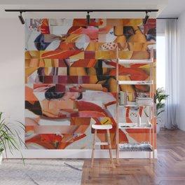 Spooning de Kooning (Provenance Series) Wall Mural