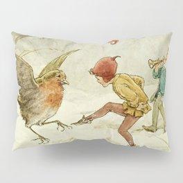 """""""A Merry Jig"""" by Margaret Tarrant Pillow Sham"""