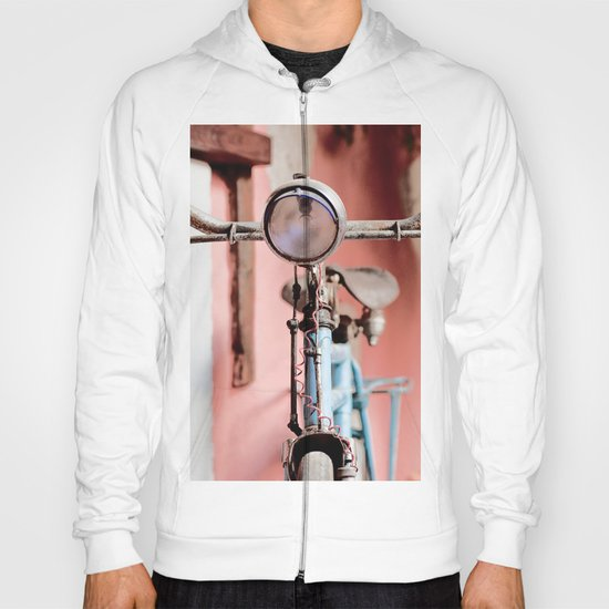Vintage bicycle Hoody