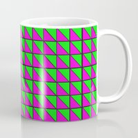 80s Mugs featuring 80s baby by Kyle McDonald