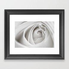White Rose 9463 Framed Art Print