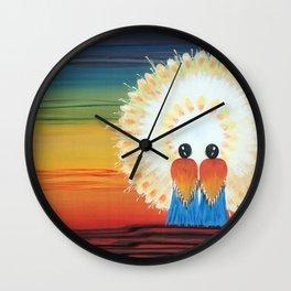 Great Medicine Sisters Wall Clock