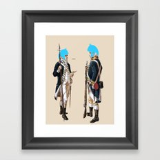 TwitterPated Framed Art Print