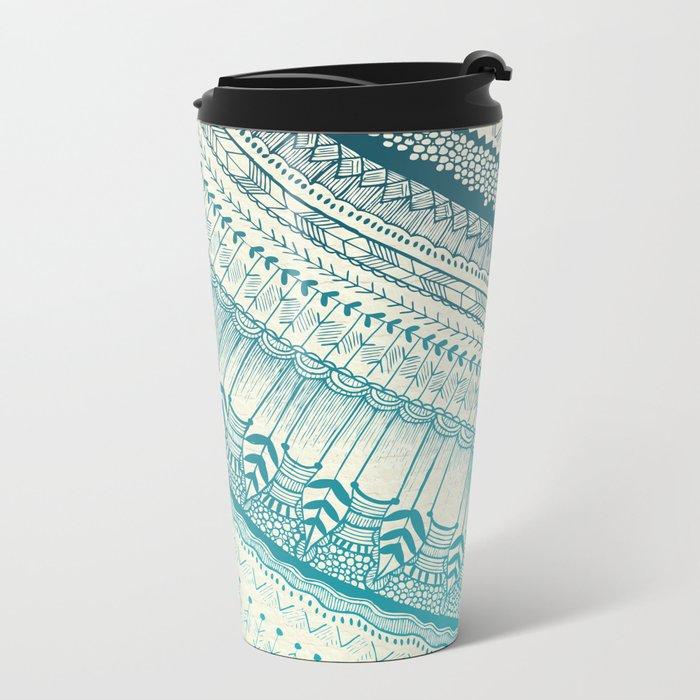 Harmony  Metal Travel Mug