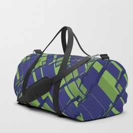 3D Abstract Futuristic Background III Duffle Bag