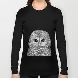 Tiny Owl Long Sleeve T-shirt