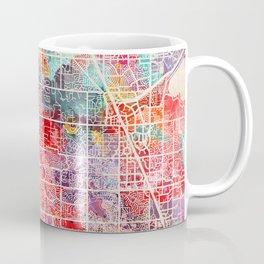 Englewood map Colorado CO 2 Coffee Mug