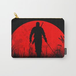 Geralt of Rivia - The Witcher Carry-All Pouch