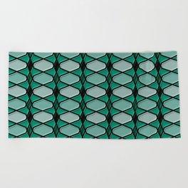 Geometrix 144 Beach Towel
