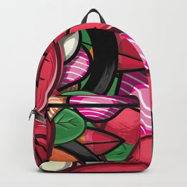 Colorful Wallpaper 2 Backpack