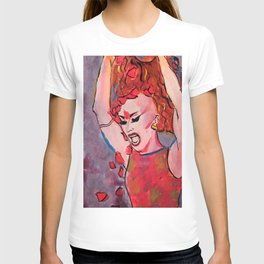 Sasha Velour So Emotional T-shirt