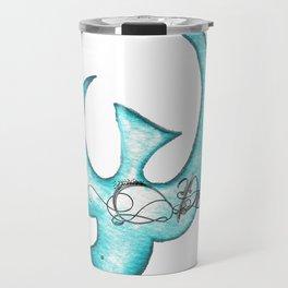 Dove Peace  Travel Mug