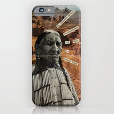 The Difference Between Unconsciousness And Ideas iPhone 6s Slim Case