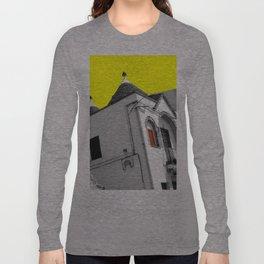 Alberobello trulli Long Sleeve T-shirt
