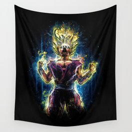 Emotional Fighter Level 2 Wall Tapestry