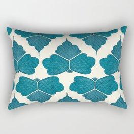 Turq Rectangular Pillow