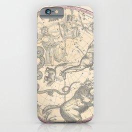 Burritt - Huntington Map of the Stars: The Northern Hemisphere iPhone Case