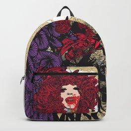 Vampire girl Backpack