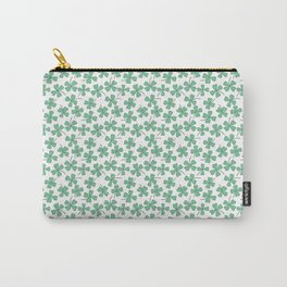 Four Leaf Clovers Carry-All Pouch
