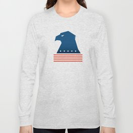 Eagle Stripes Long Sleeve T-shirt