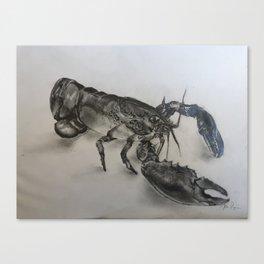 Lobsta Canvas Print
