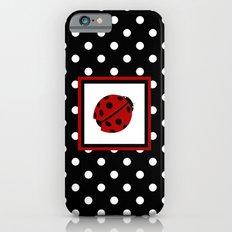 Ladybug And Polkadots Slim Case iPhone 6