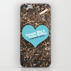 Dream Big iPhone & iPod Skin