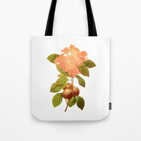 botanical Tote Bags featuring Botanical by CAB Architects