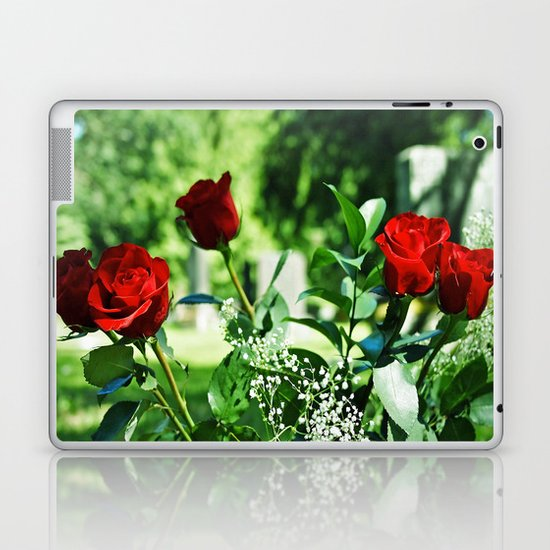 Symbolic beauty Laptop & iPad Skin