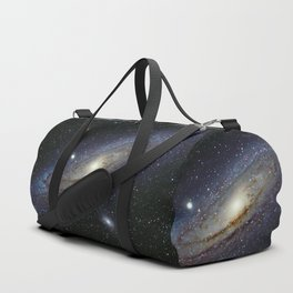 The Andromeda Galaxy Duffle Bag