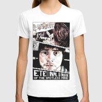 eternal sunshine of the spotless mind T-shirts featuring Eternal Sunshine of the Spotless Mind by Aaron Bir by Aaron Bir