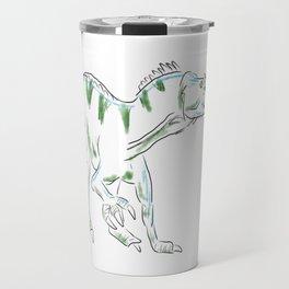 Baryonyx Travel Mug